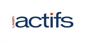 Logo - L'AGEFI Actifs