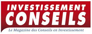Logo - Investissement conseils