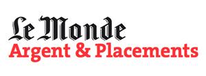 Logo - Le Monde Argent & Placements